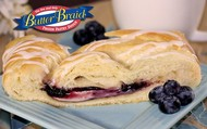 Blueberry & Cream Cheese Butterbraid