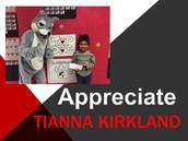 Tianna Kirkland