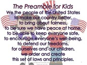 Preamble to the Constitution (for the children) - Schoolhouse Rock