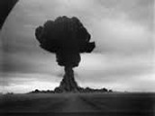 Soviets make their first atom bomb- August 29, 1949