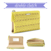 The Double Clutch in Citrine