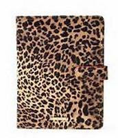iPad Case Leopard  (fits all models)