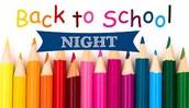 Back to School Night (B2SN)
