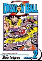 His second DB Manga (Book Talk/summary)