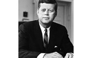 Portrait of John F. Kennedy