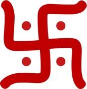 Swastik- auspicious symbol