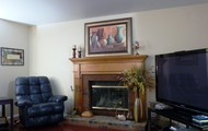Large, warm Family Room!