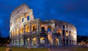 The Roman Collosseum