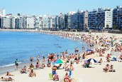Montevideo-Las Playas