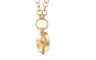 Snake Orb Pendant, $79 (featured on Good Morning America)