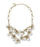 * SOLD SF*  Daphne Pearl Necklace - $50