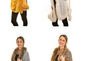 Ladies…. Stylised Pashmina Collection for you