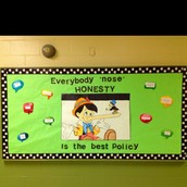 What honesty looks like in a classroom.