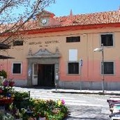 Mercado municipal San Agustín