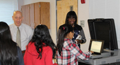 Mock Elections at Indiantown Middle school