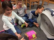 Designing and Testing Houses for Three Little Pigs