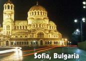 The Capital of Bulgaria
