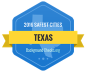 Seagoville Recognized as One of the Top 50 Safest Cities in Texas