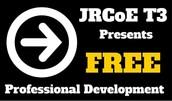 Visit our JRCoE Professional Development Page!