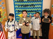 PES - 3rd Grade Scientists at the Living Museum