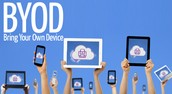 Bring Your Own Device - B.Y.O.D.