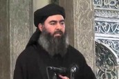 The Caliph/Leader of ISIS