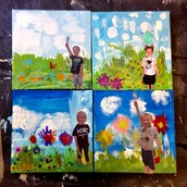 JUNE 1-5 / TOT'S ARTs & CRAFT CAMP.......   10:00-11:30/ $80