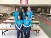Red Tail Child Nutrition Team