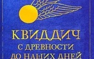 Квиддич с древности до наших дней, 2001