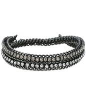 Hematite cupchain bracelet