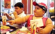 Overweight kid