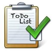 Closeout Checklist
