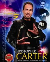 UB:  Mentalist Chris Carter