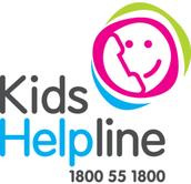 Kids helpline.