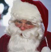 Reading with Santa Claus (PreK - 1)
