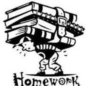 Homework Study Information