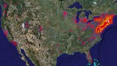 where lacrosse is mostly played