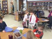 Visiting Classrooms