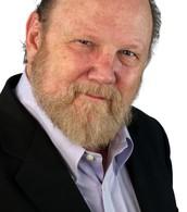 Keynote speaker, Dr. Larry Johnson, New Media Consortium