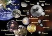 Callisto in solar system
