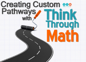 I: How can I create a Custom Think Through Math pathway ?