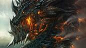 Magma Dragon or Lava Dragon