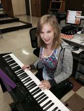 Rehearsal Leader - Molly Golembeck