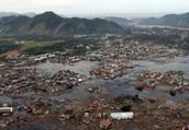 Sumatra Tsunami Causes Massive Damage