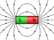 The 3 properties of a magnet are