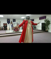 A Perpetual Praiser, Sis. Alexis Crawford Dancing for The Lord