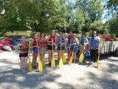ASAP Class of '16 Rafting Trip