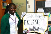 7th Graders Honor History's Greatest Women