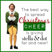 Spread a little Stella & Dot Cheer!
