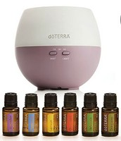 Happy & Healthy living with essential oils!